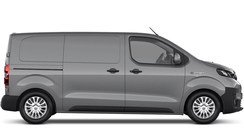 Silver Shadow (Metallic) All New Toyota Proace Electric