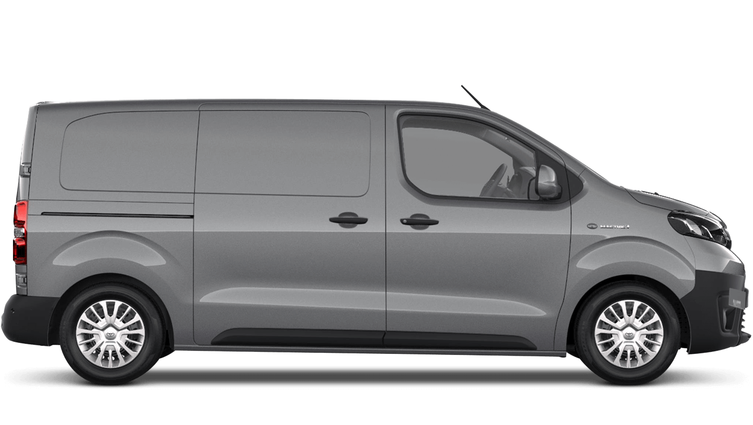 All New Proace Electric Icon Medium From £362 + VAT Per Month*