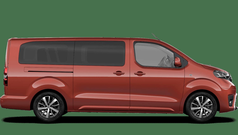 Ember Orange (Metallic) Toyota PROACE VERSO