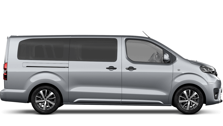 Silver Shadow (Metallic) Toyota PROACE VERSO