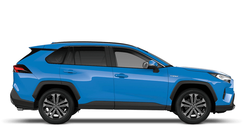 Cyan Splash (Metallic) Toyota RAV4