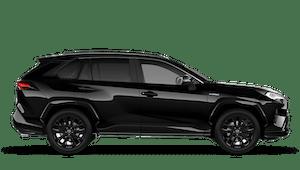 2.5 VVT-i Black Edition Hybrid 215hp Auto