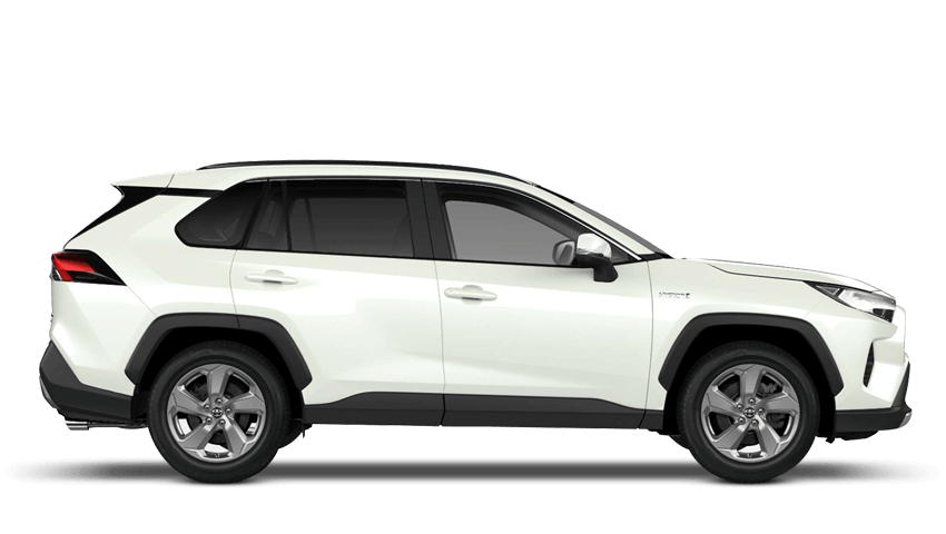 RAV4 Hybrid Design From £279 Per Month