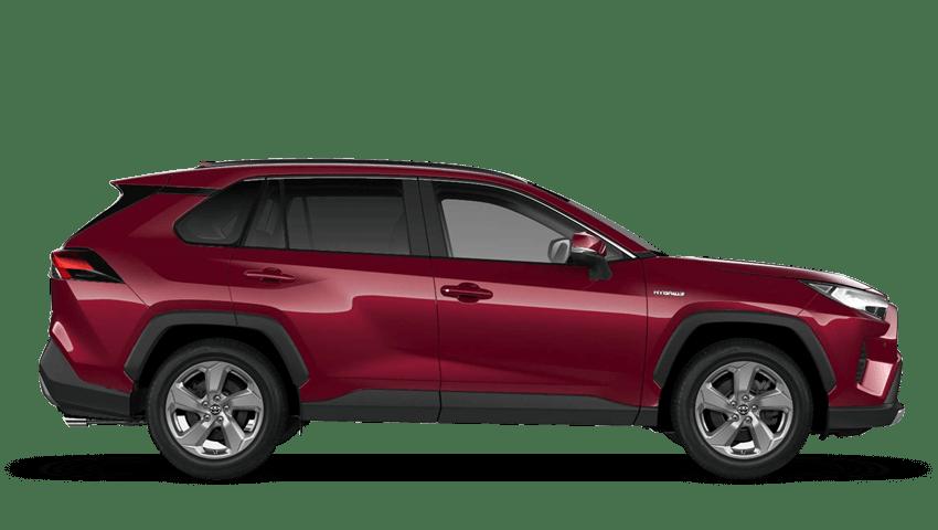 Toyota RAV4 Business Offers