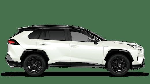 Explore the Toyota RAV4 Motability Price List