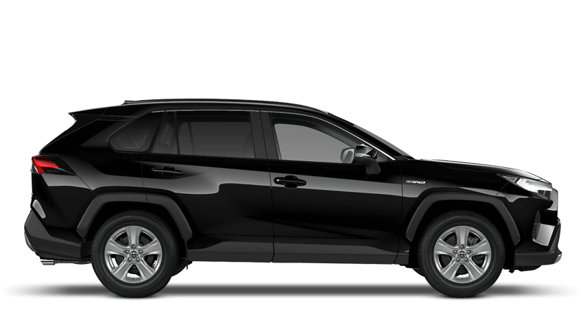 Galaxy Black (Metallic) Toyota Rav4
