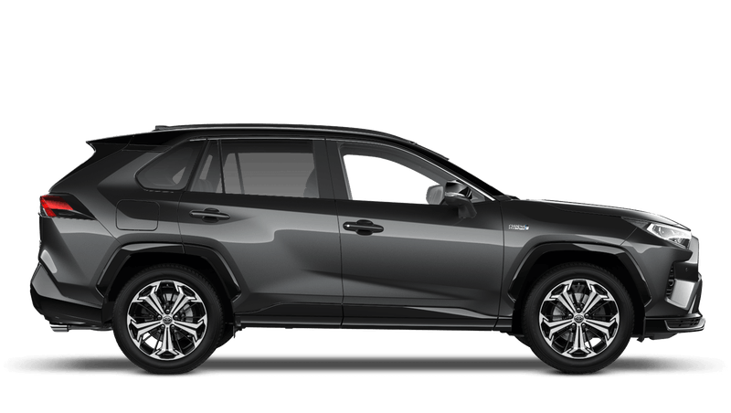 Decuma Grey All New Toyota Rav4 Plug-in