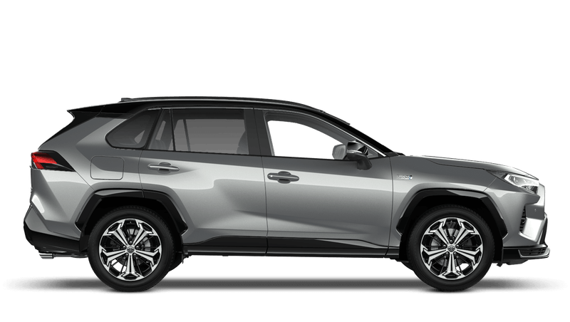Silver Blade All New Toyota Rav4 Plug-in