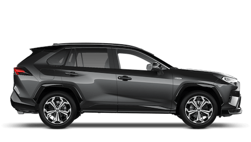 All New Toyota Rav4 Plug-in 2358