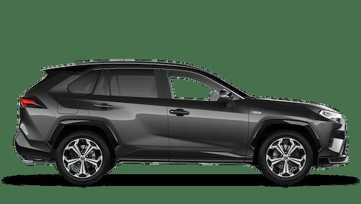 All New Toyota Rav4 Plug-in Brochure
