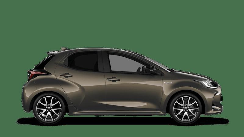 Toyota Yaris New Dynamic