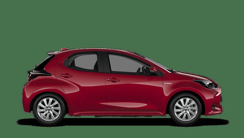 Toyota Yaris New Icon