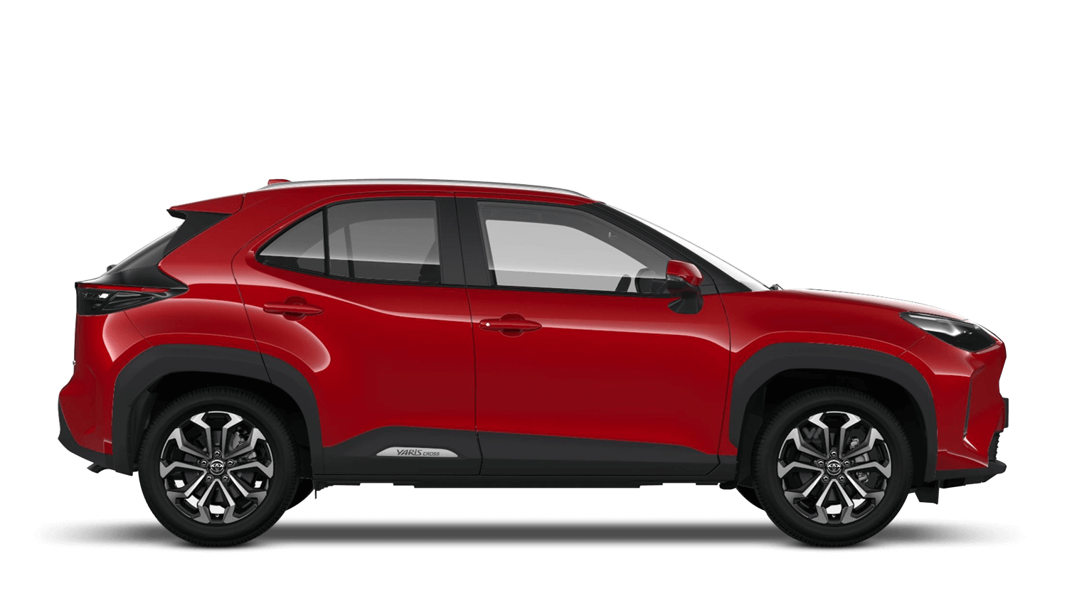 Toyota All New Yaris Cross Hybrid Business Offers