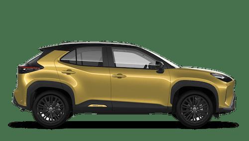 All New Toyota Yaris Cross 3154