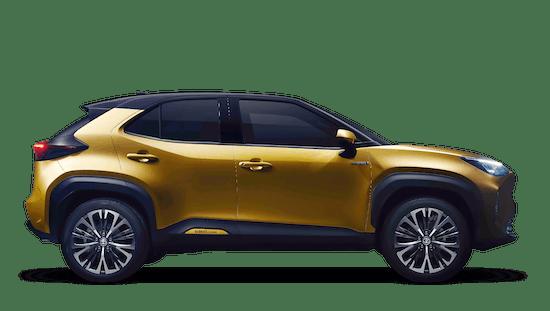 All New Yaris Cross Hybrid New Car Offers