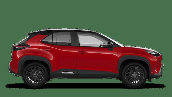 All New Yaris Cross Hybrid Offers