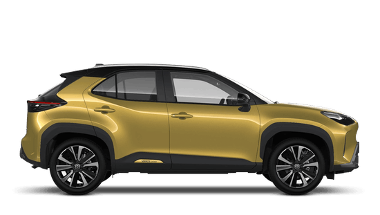 Toyota All New Yaris Cross New Car Offers