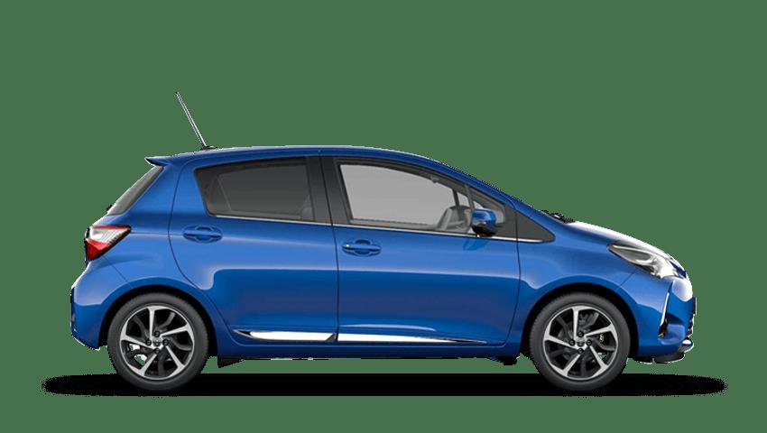 caab43d1d1 ... Nebula Blue (Metallic) Toyota Yaris ...