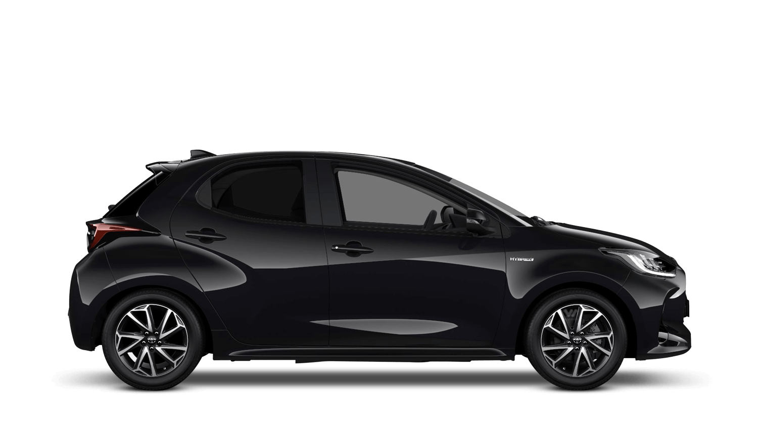 All New Yaris Hybrid Design Business Offer
