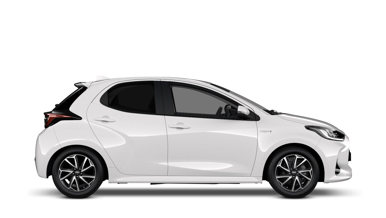 All New Yaris Hybrid Design Scrappage Offer