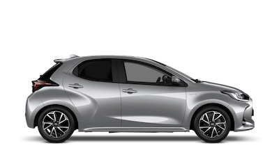 All New Toyota Yaris Design