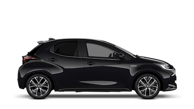 All New Toyota Yaris Excel