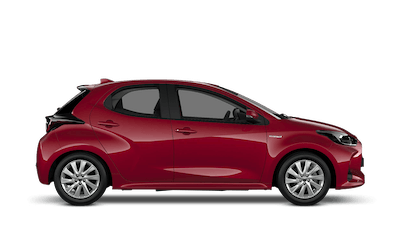 All New Toyota Yaris Icon