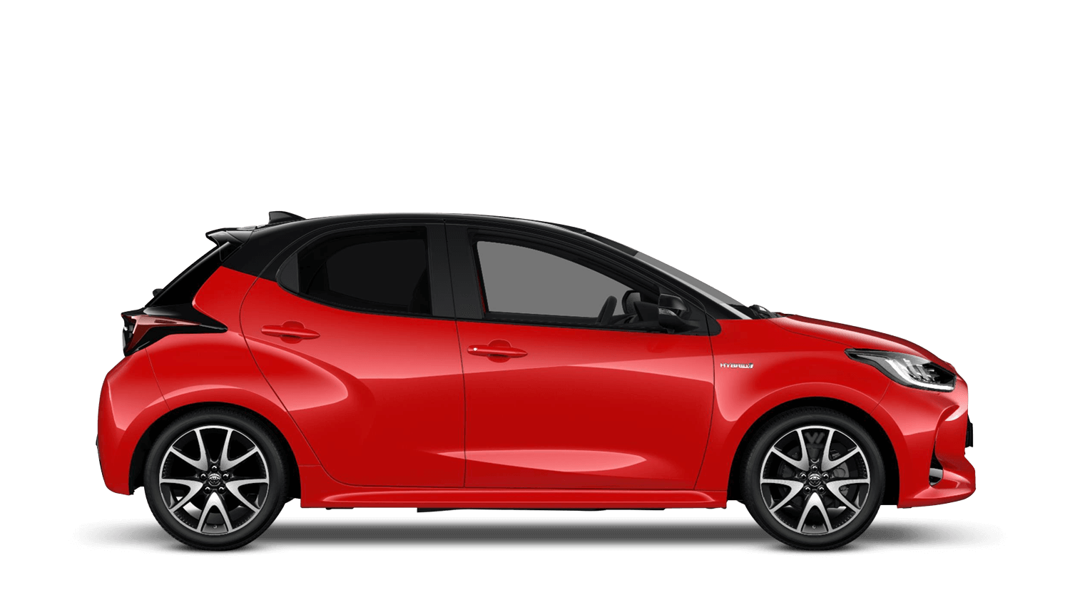 New Yaris Hybrid Launch Edition From £229 Per Month