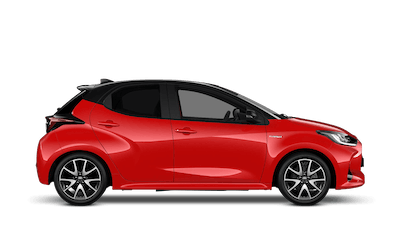 All New Toyota Yaris Launch Edition