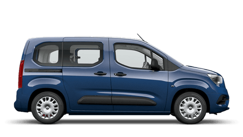 vauxhall Combo Life Design Offer