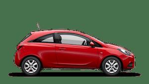 Vauxhall Corsa 3 Door Design