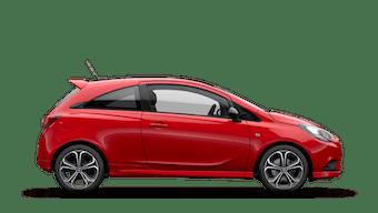 Corsa 3 Door Red Edition