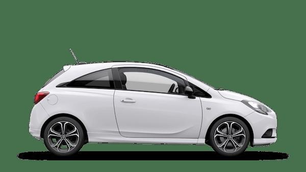 Corsa 3 Door White Edition