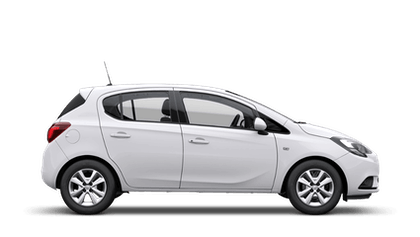 Vauxhall Corsa 5 Door Design