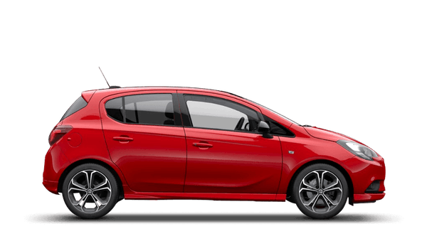 Corsa 5 Door Red Edition