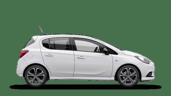 Corsa 5 Door White Edition