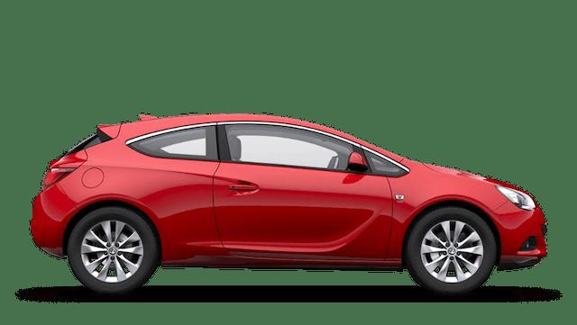 New Vauxhall GTC SRi Turbo Offer