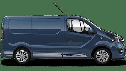 New VAUXHALL Vivaro L2H1 2900 1.6 CDTi 125 Ltd Ed Nav Van
