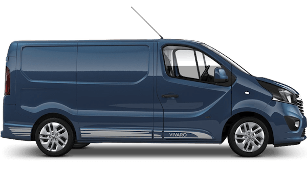 Vivaro Panel Limited Edition Nav