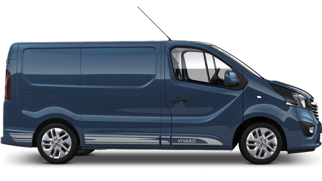 New Vauxhall Vivaro Limited Edition Nav Lease Offer