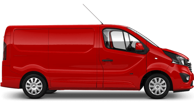 New Vauxhall Vivaro Sportive Offer