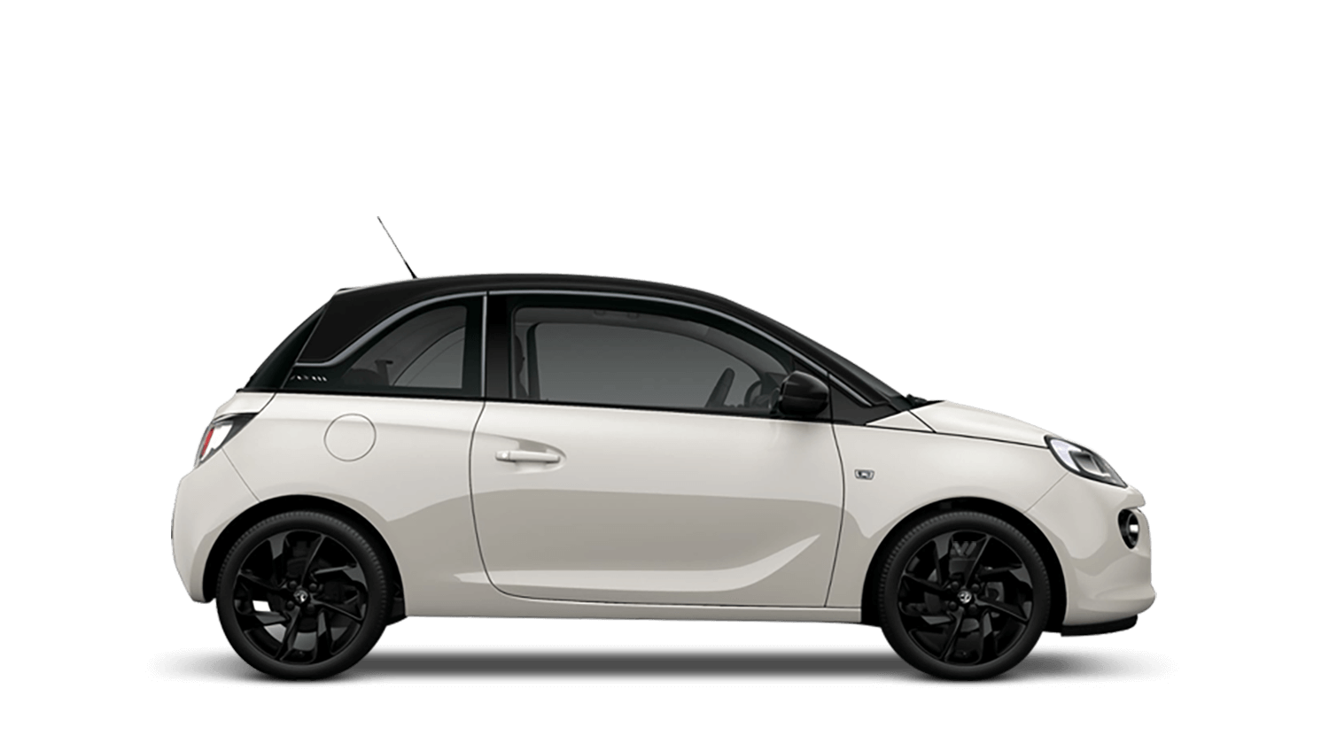 White My Fire (Solid) Vauxhall Adam