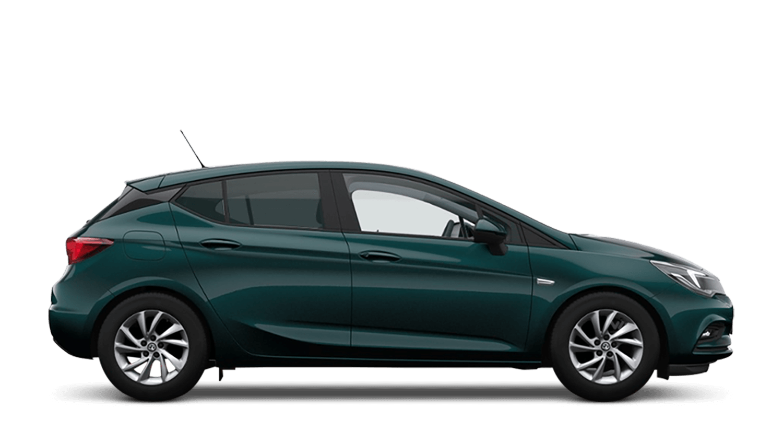 Emerald Green (Premium) Vauxhall Astra