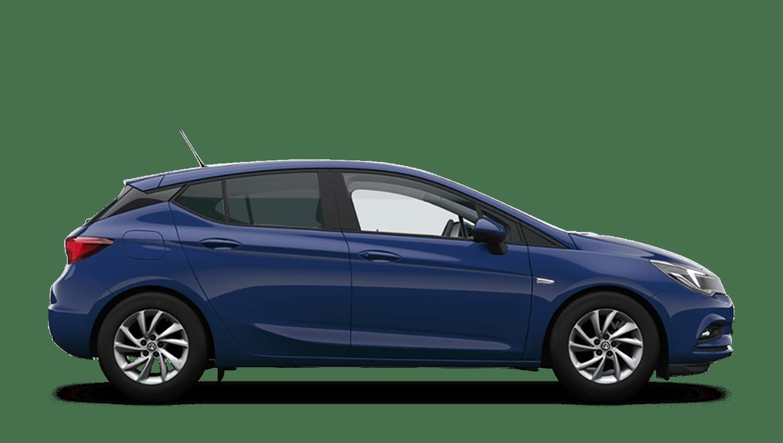 Aegean Blue (Solid) Vauxhall Astra