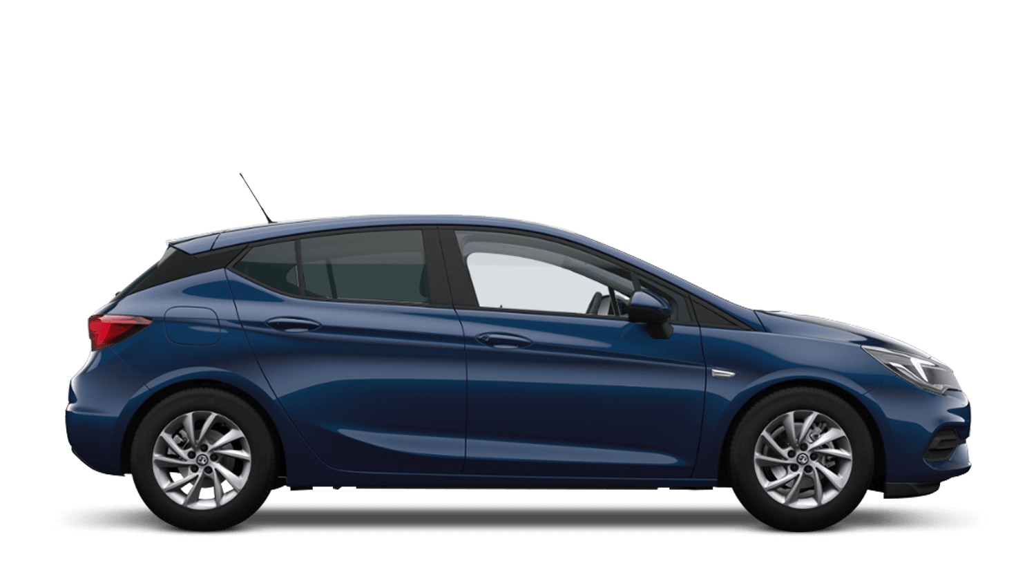 Navy Blue (Metallic) New Vauxhall Astra