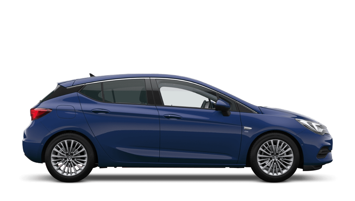 Aegean Blue (Solid) New Vauxhall Astra