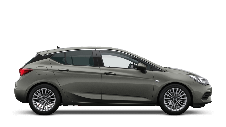 Cosmic Grey (Metallic) New Vauxhall Astra