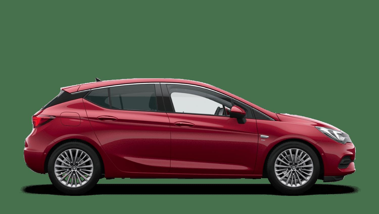 Hot Red (Premium) New Vauxhall Astra