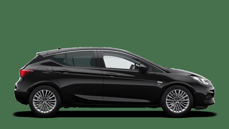 Mineral Black (Metallic) New Vauxhall Astra