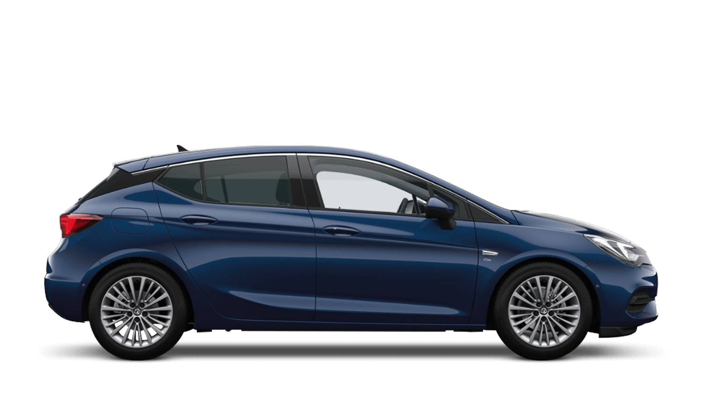 Navy Blue (Metallic) New Vauxhall Astra